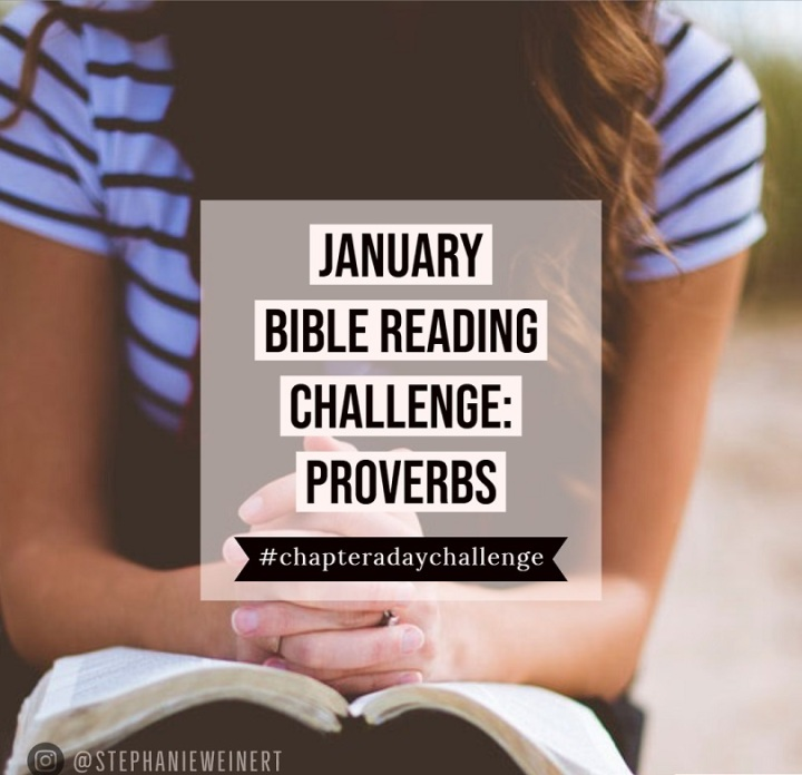 January Bible Reading Challenge