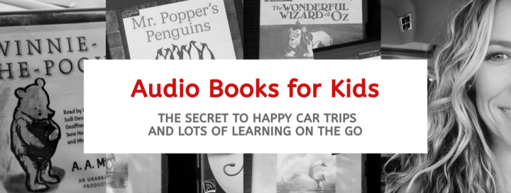 Audio Books for Kids (The Secret to Happy Car Life)